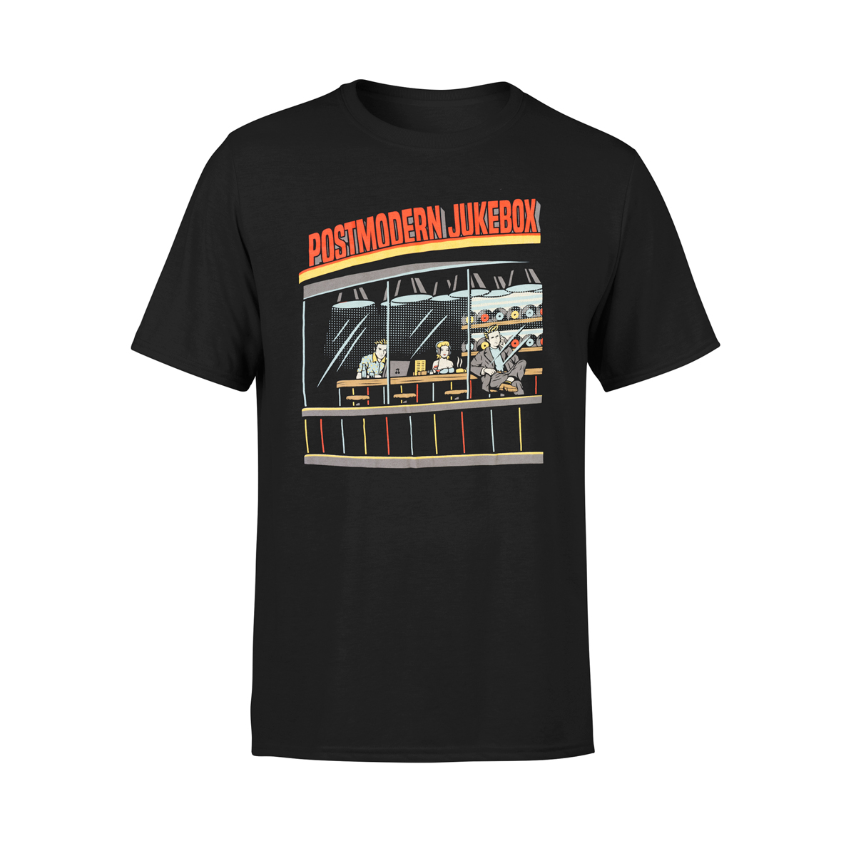 Diner Dated Tour Tee