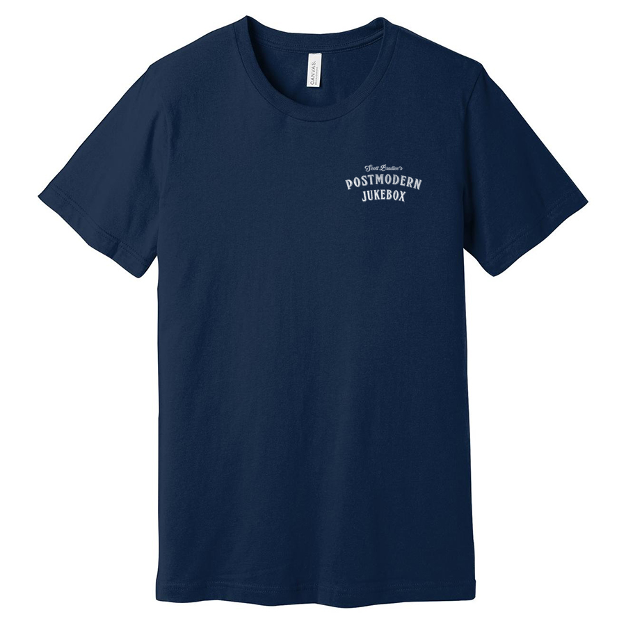 Post Modern Jukebox Signature T-Shirt (Navy)