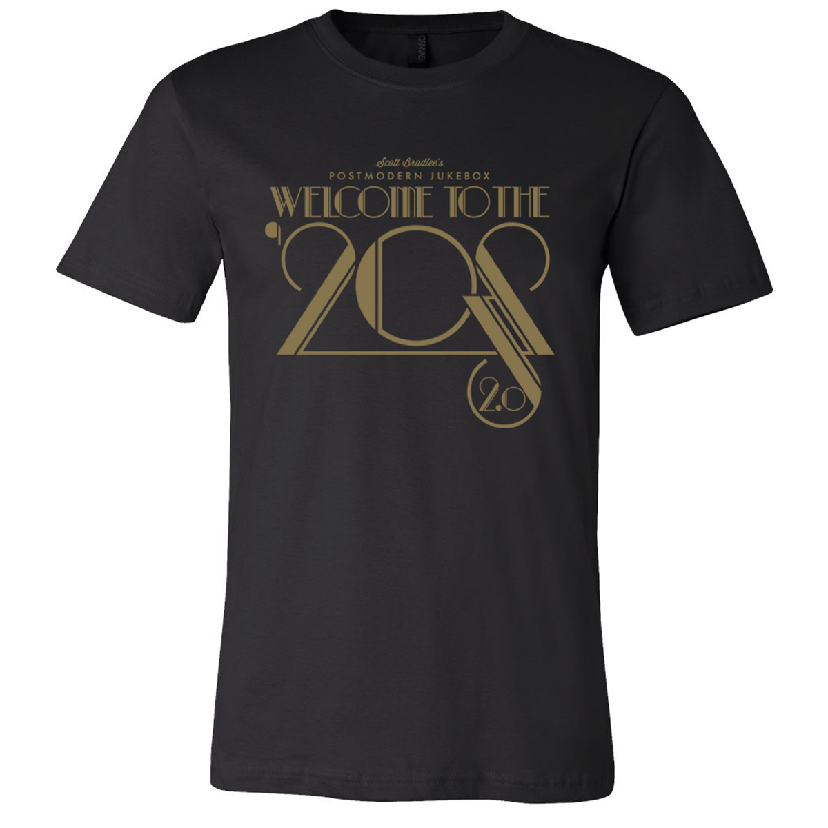 Welcome To The 20's Tee