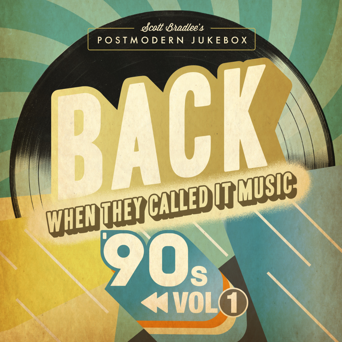 Back When They Called It Music - 90's Vol 1 [Download]