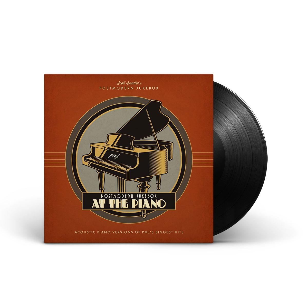 PMJ At The Piano Vinyl