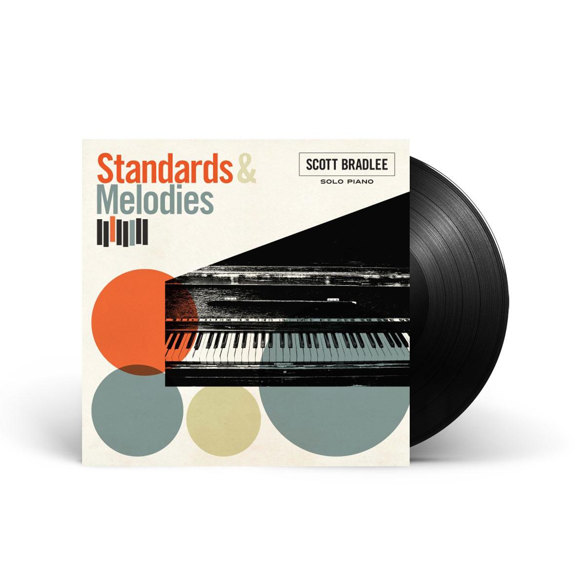 Standards & Melodies [Vinyl]
