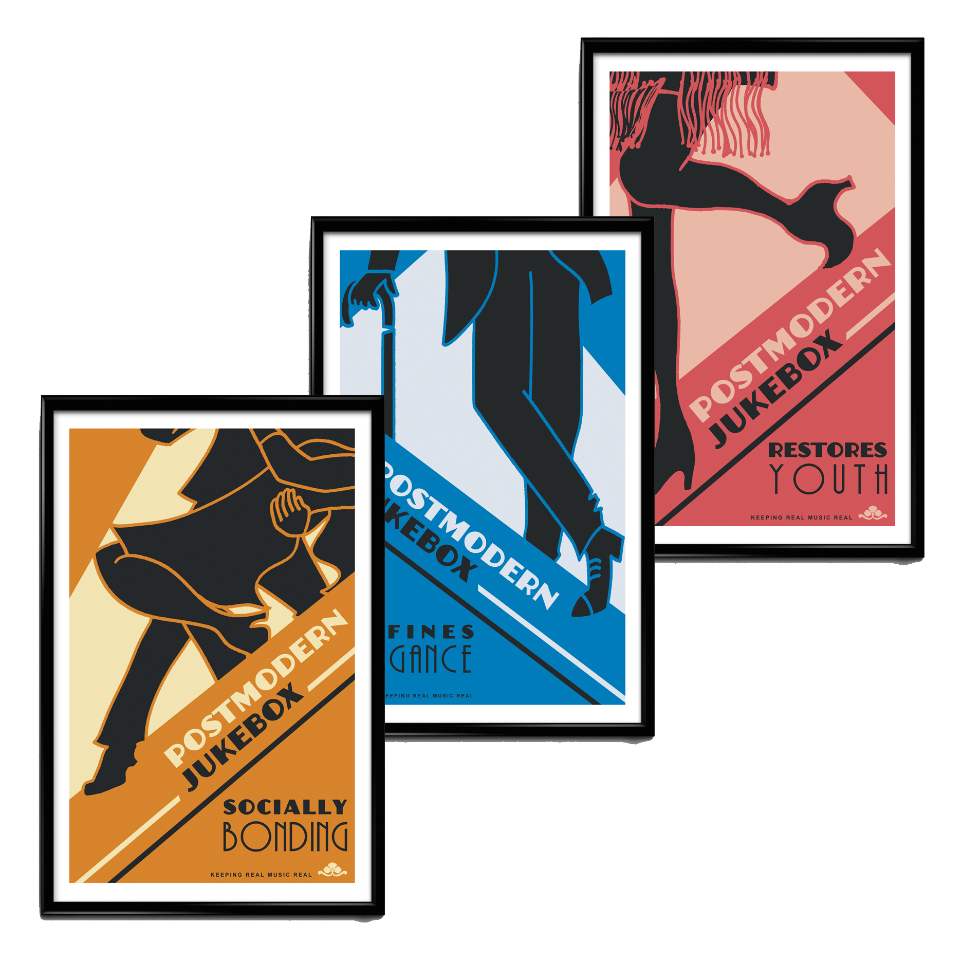 Postmodern Jukebox Print Pack