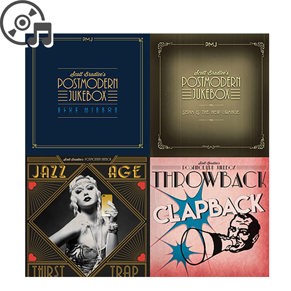 The London Collection CD Bundle