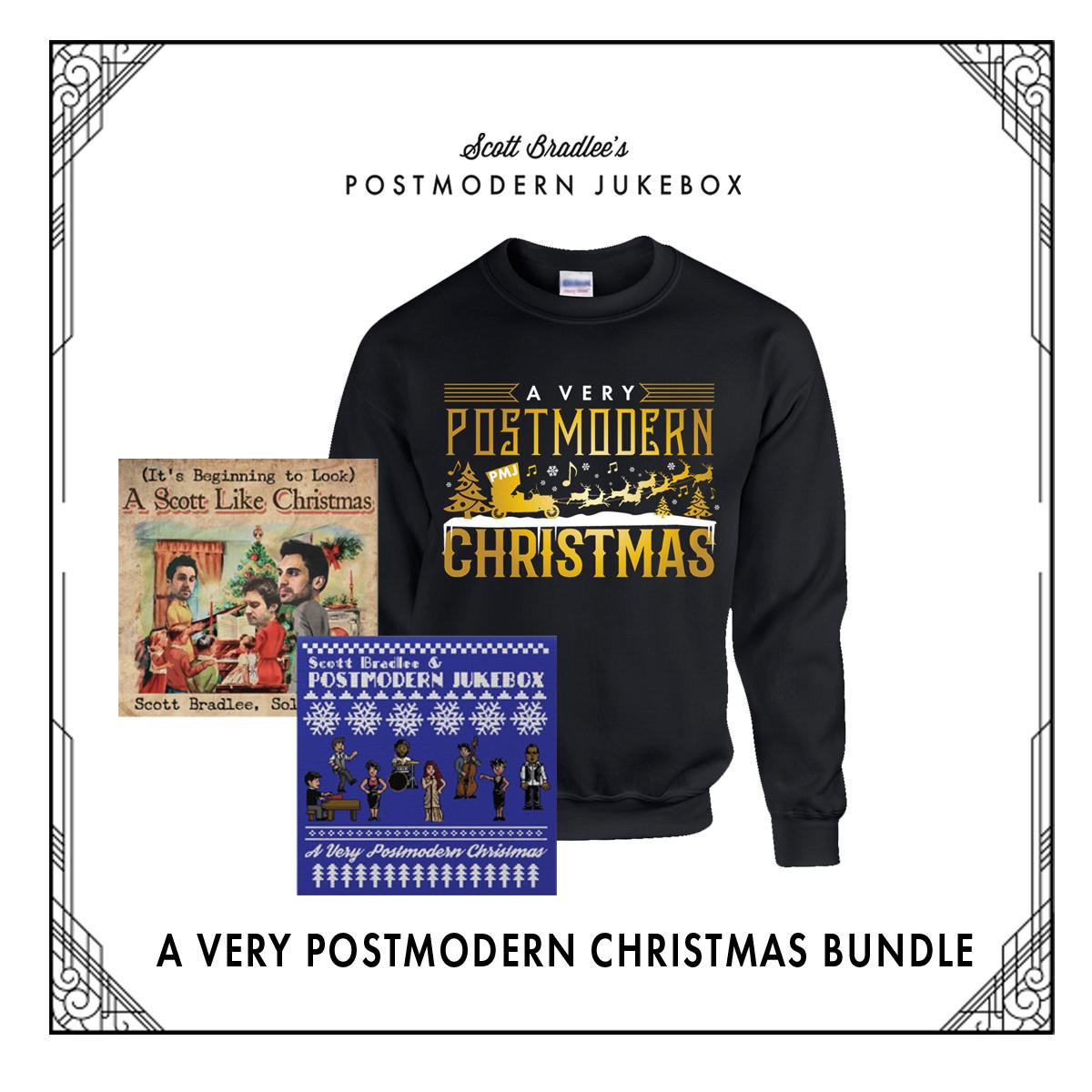 A Very Postmodern Christmas Bundle