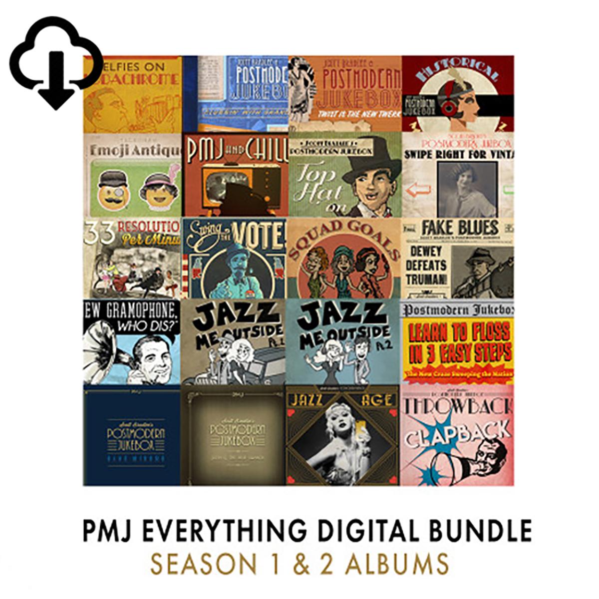 PMJ Everything Digital bundle