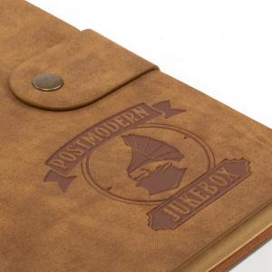 Postmodern Jukebox Leatherbound Notebook