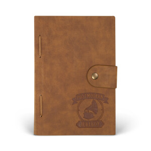 Postmodern Jukebox Leatherbound Notebook