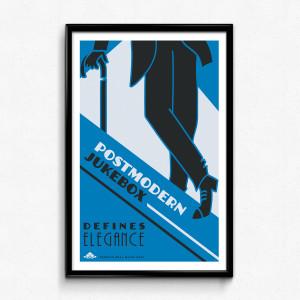 Defines Elegance Print