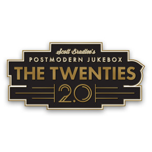 The Twenties Pin Enamel