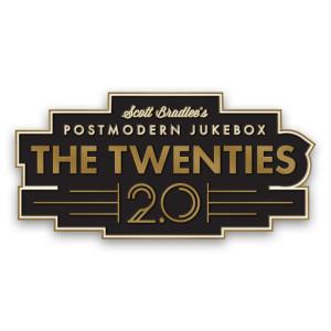 The Twenties Pin Enamel