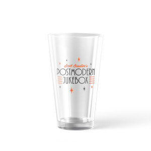 Postmodern Jukebox Pint Glass