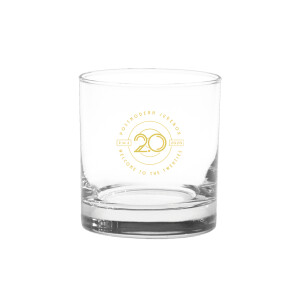 Twenties 2.0 Cocktail Whiskey Glass