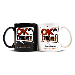 OK, Crooner Mug