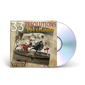 33 Resolutions Per Minute [CD]