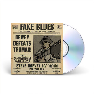 Fake Blues [CD]