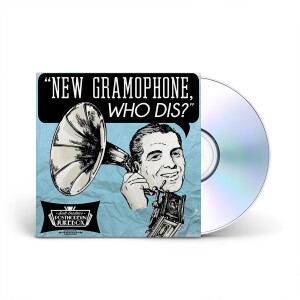 New Gramophone, Who Dis? [CD]