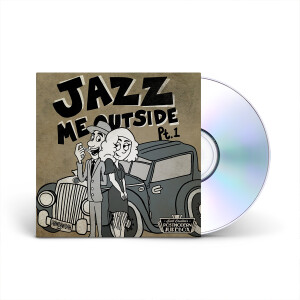 Jazz Me Outside, Pt. 1 [CD]