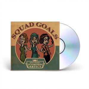 Squad Goals [CD]