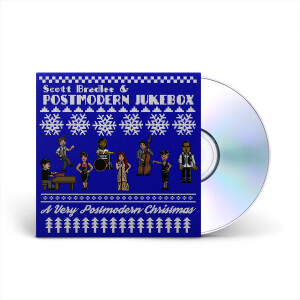A Very Postmodern Christmas [CD]