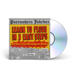 Learn to Floss in 3 Easy Steps [CD]