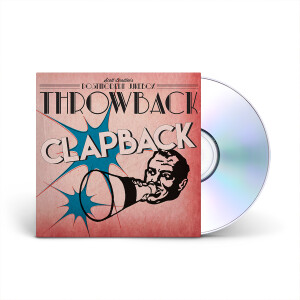 Throwback Clapback [CD]