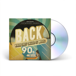 Back When They Called It Music - 90's Vol 1 CD
