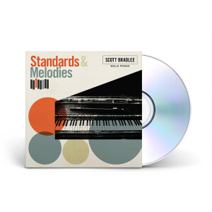 Standards & Melodies CD [Autographed]