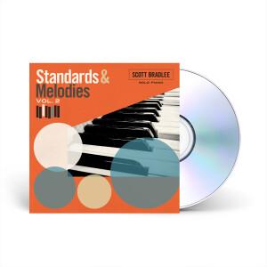 Standards & Melodies, Vol. 2 [CD]