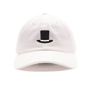 Top Hat Dad Hat