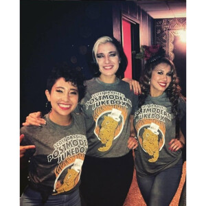 Postmodern Jukebox 2015 Australia Tour Tee