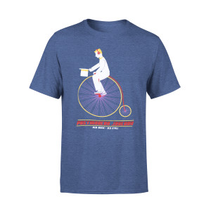 Bicycle 2018 Dated Tour Tee