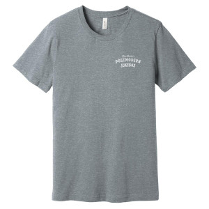 Post Modern Jukebox Signature T-Shirt (Heather Grey)