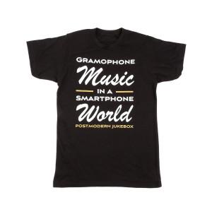 Gramophone Music Tee