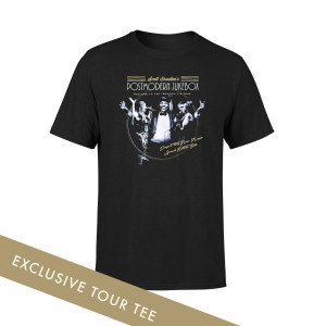 Welcome To The Twenties 2.0 Tour Tee