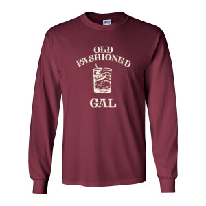 Old Fashioned Gal Long Sleeve T-Shirt