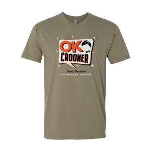 OK Crooner T-Shirt - Olive