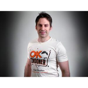 OK Crooner T-Shirt - Natural