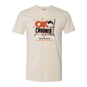 OK Crooner T-Shirt - Natural