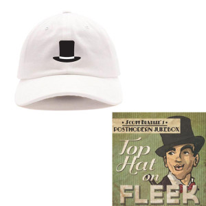 Top Hat On Fleek Dad Hat + Album Bundle