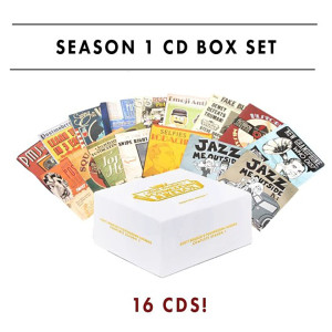 PMJ Complete CD Album Bundle (Season 1)