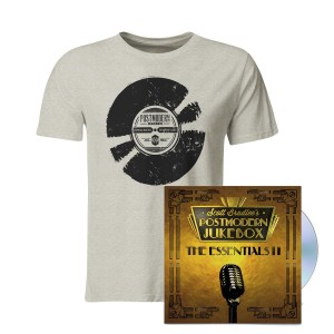Vintage Record T-Shirt Bundle CD
