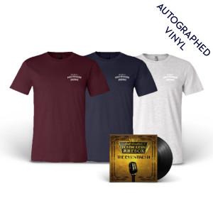 The Essentials II 3 Pack T-Shirts Bundle Vinyl [Autographed]