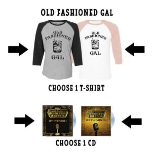 Old Fashioned Gal + Essentials Bundle