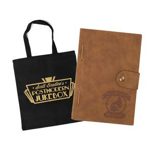 Tote & Notebook Bundle