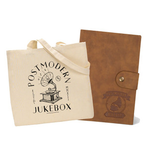 Tote & Notebook Bundle