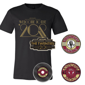 Twenties 2.0 Tee & Pin Set
