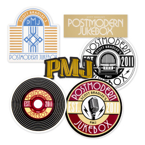 PMJ Sticker Set