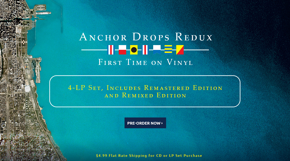 Anchor Drops Redux...Pre-Order Today!