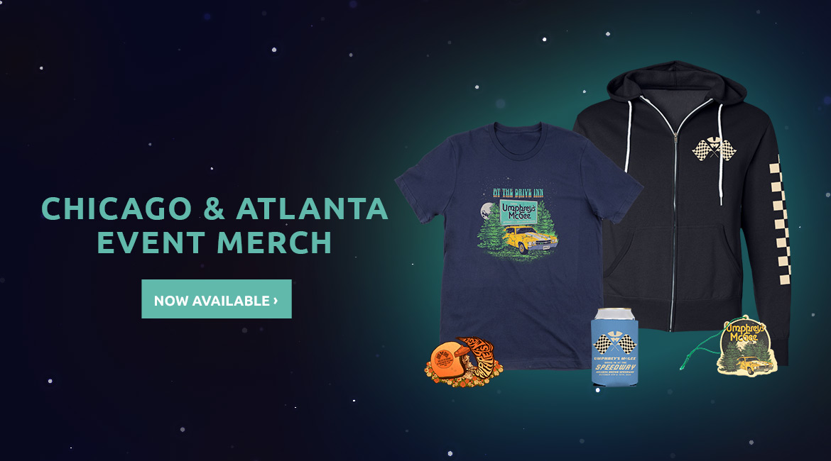 Drive In Merch Now Available